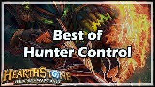 [Hearthstone] Best of Hunter Control