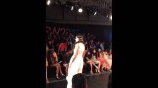 Mona Shroff Jewellery fashion show at India Beach Fashion Week October 2015 Goa