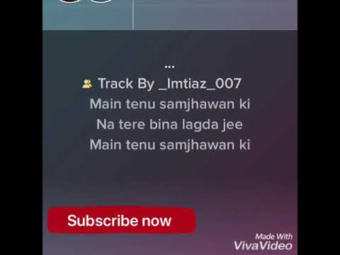 Video Main tenu samjawa ki background music with lyrics download in MP3, 3GP, MP4, WEBM, AVI, FLV January 2017