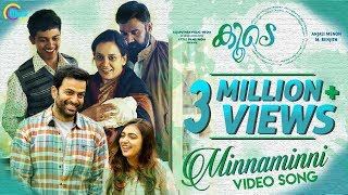 Video Koode -Minnaminni |Prithviraj Sukumaran,Nazriya Nazim,Parvathy|Anjali Menon|M Jayachandran|M Renjith MP3, 3GP, MP4, WEBM, AVI, FLV Oktober 2018