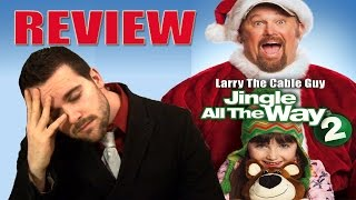 Jingle All The Way 2 - Movie Review