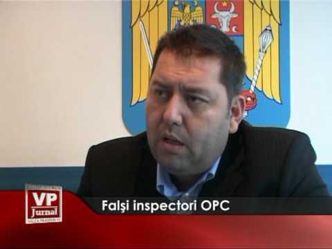 Falsi inspectori OPC