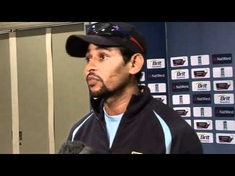 """We were short of 20 runs"" - Sangakkara"