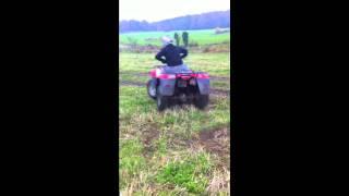8. Suzuki 400cc ATV