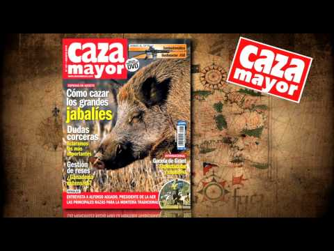Revistas Federcaza y Caza Mayor Agosto 2015