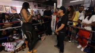 Queen of the Ring | Ms Fit vs. Ms Hustle