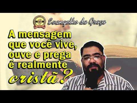 O GENUÍNO FUNDAMENTO DA MENSAGEM CRISTÃ