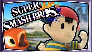Super Smash Bros 4 TV