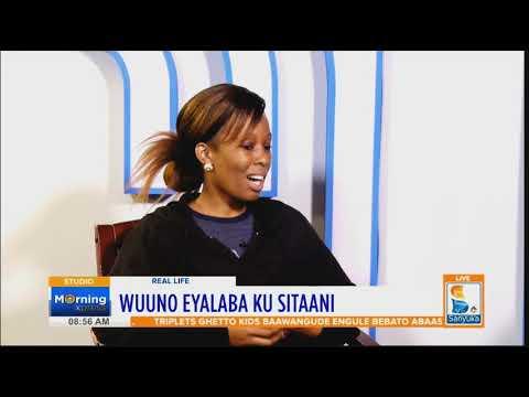 Wuuno Erica Mukisa Yalaba Sitaani Part 1| Sanyuka Morning Express