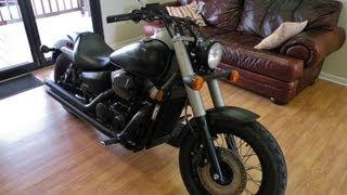 8. 2012 Honda Shadow Phantom For Sale Auto Haus of Fort Myers Florida