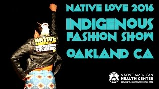 Native Love - All Indigenous Fashion Show