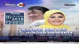 Video LIVE! Kode Artis di Suap Meikarta - iNews Siang 16/10 MP3, 3GP, MP4, WEBM, AVI, FLV Januari 2019