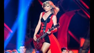 Taylor Swift live - Red  # 2013