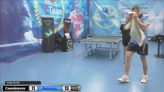 Самойленко В. vs Иваница Я.
