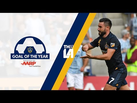 Video: LA Galaxy Goal of the Year | Romain Alessandrini