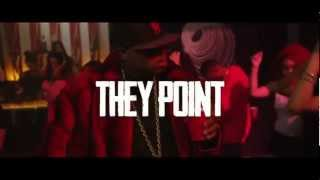 E-40 X JUICY J X 2 CHAINZ - They Point (Official Video)