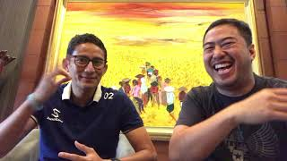 Download Video SANDIAGA UNO MENJAWAB SEMUANYA MP3 3GP MP4