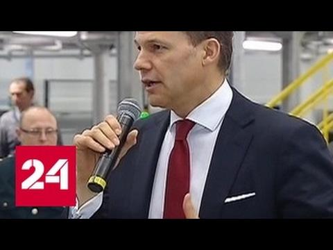 На главу \Почты России\ Дмитрия Страшнова могут завести уголовное дело - DomaVideo.Ru
