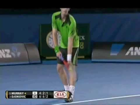 Novak Djokovic - Top 10 Points