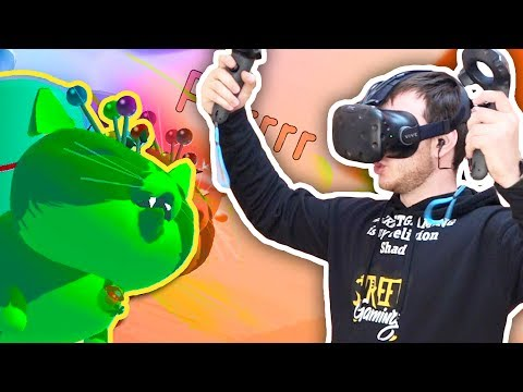 ЖЕЛЕЙНЫЙ КОТИК   Fantastic Corporation (HTC Vive VR)