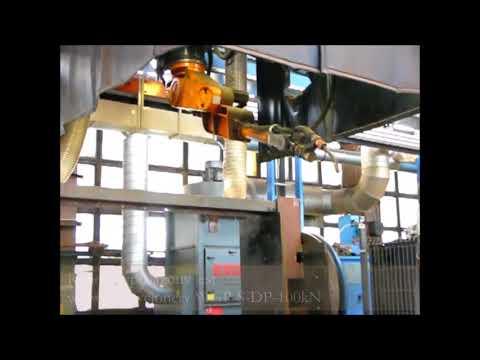 Welding Robot CLOOS ROMAT 350 2008