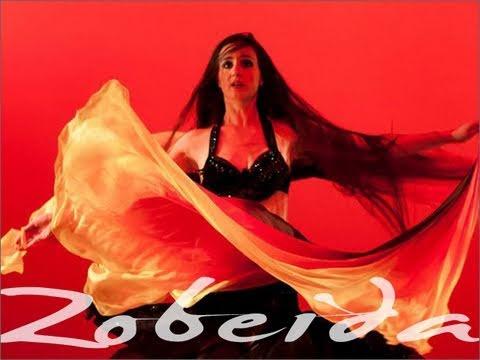 """Le Papillon de Nuit"" by Zobeida - for fantasy bellydance concert ""Objects of Desire"""