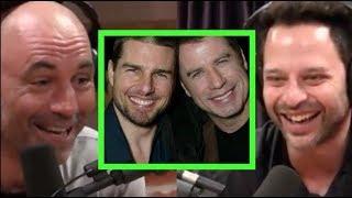 Video Joe Rogan & Nick Kroll - John Travolta, Tom Cruise, and Scientology MP3, 3GP, MP4, WEBM, AVI, FLV Januari 2019