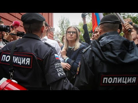 Νέες διαδηλώσεις στη Μόσχα