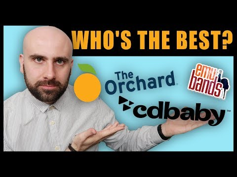 Best Music Distributors | Who's The Best And What Do They Do?
