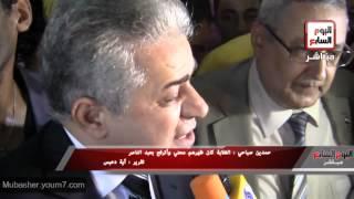 حمدين صباحي : الغلابة كان ظهرهم محني وأترفع بعبد الناصر