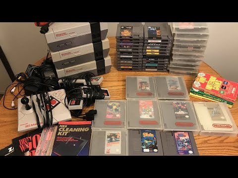 Best NES Deal Ever!? Another Rare Title Off The List - bizzNES17