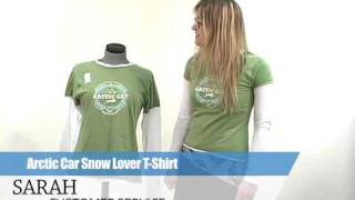 10. Arctic Cat Snow Lover