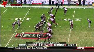 Jace Amaro vs Arizona State (2013)