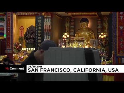 ΗΠΑ – Ενδιάμεσες Εκλογές: Ψηφίσαν σε…βουδιστικό ναό