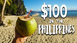Video What Can $100 Get in the PHILIPPINES ?? MP3, 3GP, MP4, WEBM, AVI, FLV Mei 2019