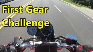 9. First Gear Challenge - SV650