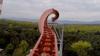 "This Premier Rides ""Sky Loop"" Style Roller Coaster Would Make You Scream!"