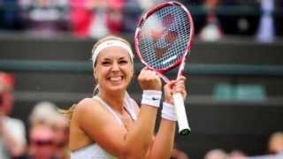 Tennis Highlights, Video - Marion Bartoli , Sabine Lisicki To Face Off In Wimbledon Final