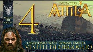 Ciciuli romanizzati e nostalgici dell'Impero bentornati dal vostro Dictator Lawrence per una nuova avventura su Attila. In questo...