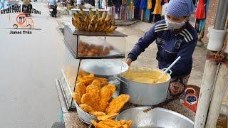 Video Vietnamese Street Food - Fried Banana Cake | Chuoi Chien MP3, 3GP, MP4, WEBM, AVI, FLV Maret 2019