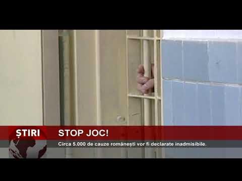 Cererea de daune pentru condiții precare de detenție, respinsă de C.E.D.O.