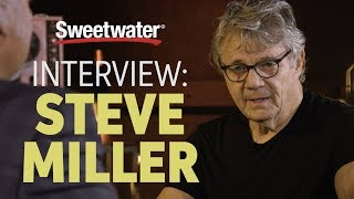 Video Steve Miller Interviewed by Sweetwater MP3, 3GP, MP4, WEBM, AVI, FLV November 2018