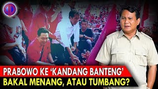 Download Video Analisa 'Inv4$i' Prabowo ke 'Kandang Banteng', Menang, atau Tumb4ng? MP3 3GP MP4