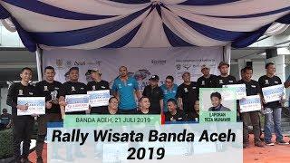 "Rally Wisata Banda Aceh 2019, ""Berlomba"" Mengunjungi Spot Wisata Kutaraja"