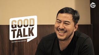 Download Video GoodTalk Eps. Pandji Pragiwaksono — GNFI MP3 3GP MP4