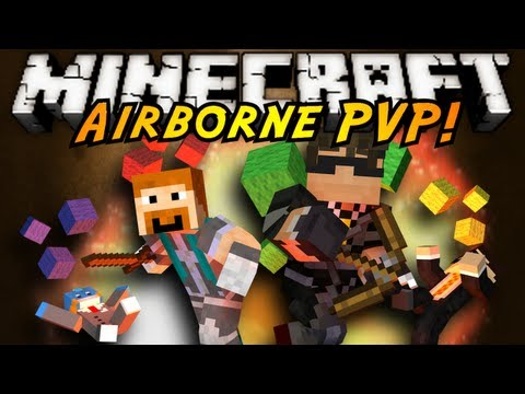 airborne - TAKE INTO THE AIRS IN YOUR AIRSHIP! GATHER SUPPLIES AND GET READY TO TAKE DOWN THE COMPETITION! WHO WILL WIN?! SKY, DARTRON, BODIL OR THE MUDKIP?! Friends Ch...