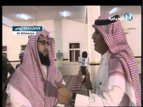 #فيديو :: #تفجير_عسير.. تفاصيل اللحظات الأخيرة يرويها إمام المسجد