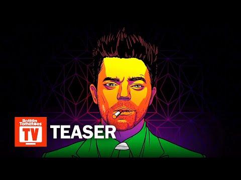 Preacher Season 3 Teaser   'Faces'   Rotten Tomatoes TV