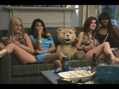 Ted - Movie Review