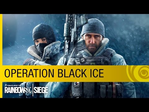 Tom Clancy's Rainbow Six Siege – Operation Black Ice – HD DLC Trailer